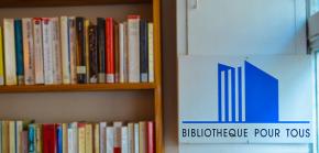 Bibliothèques pour tous, un livre à portée decœur