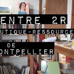 Entre2R, une boutique solidaire au cœur deMontpellier