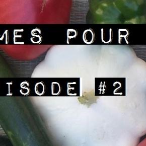 Légumes pour tous [série] #2 : faciliter la vie des parents et sensibiliser à une alimentation saine etdurable.